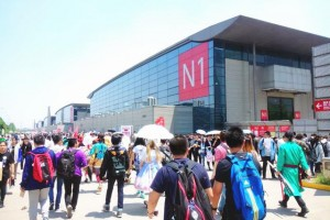 【上海】合味道五一进军CP20漫展 20万爱好者共同见证爆棚人气