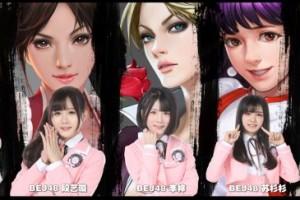 龙族创意工作室宣布与偶像团体BEJ48深度合作动画《拳皇命运》
