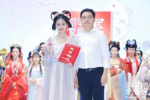 2021洛裳华服·新秀大赛总决赛在上海圆满落幕