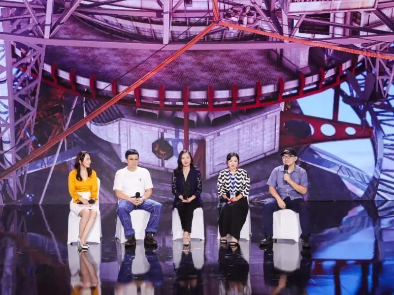 """上海国际传媒港""""国漫系列分享会"""" 体验""""科幻时空之旅"""""""