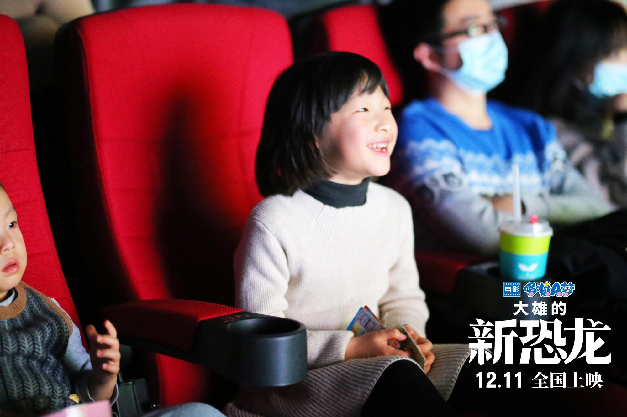 《哆啦A梦》2020剧场版全国千场点映!活动火爆影票供不应求
