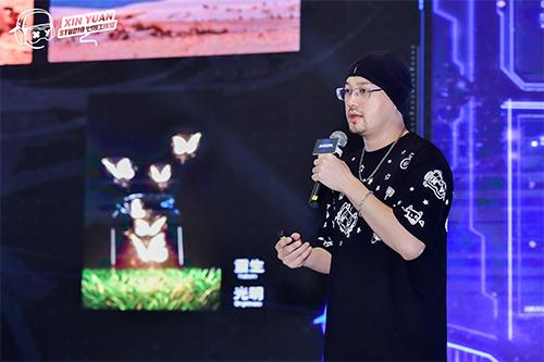 2021心源品鉴会圆满落幕,原创宇宙IP为动作类游戏再赋能