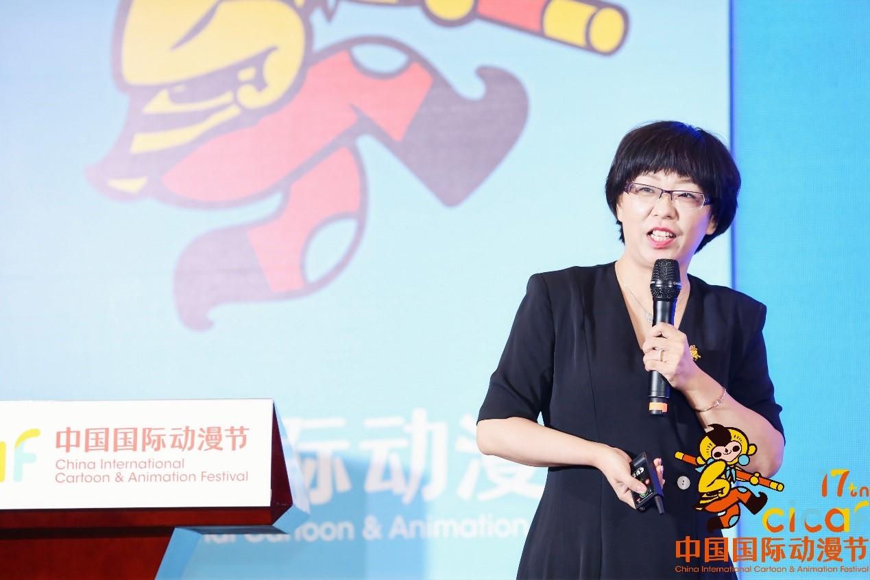 """腾讯视频携""""小企鹅成长号""""入驻中国国际动漫节 以""""真善美""""护航少儿健康成长"""